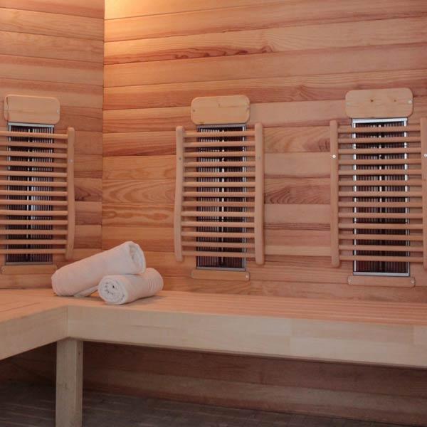 sauna hotel neyrette