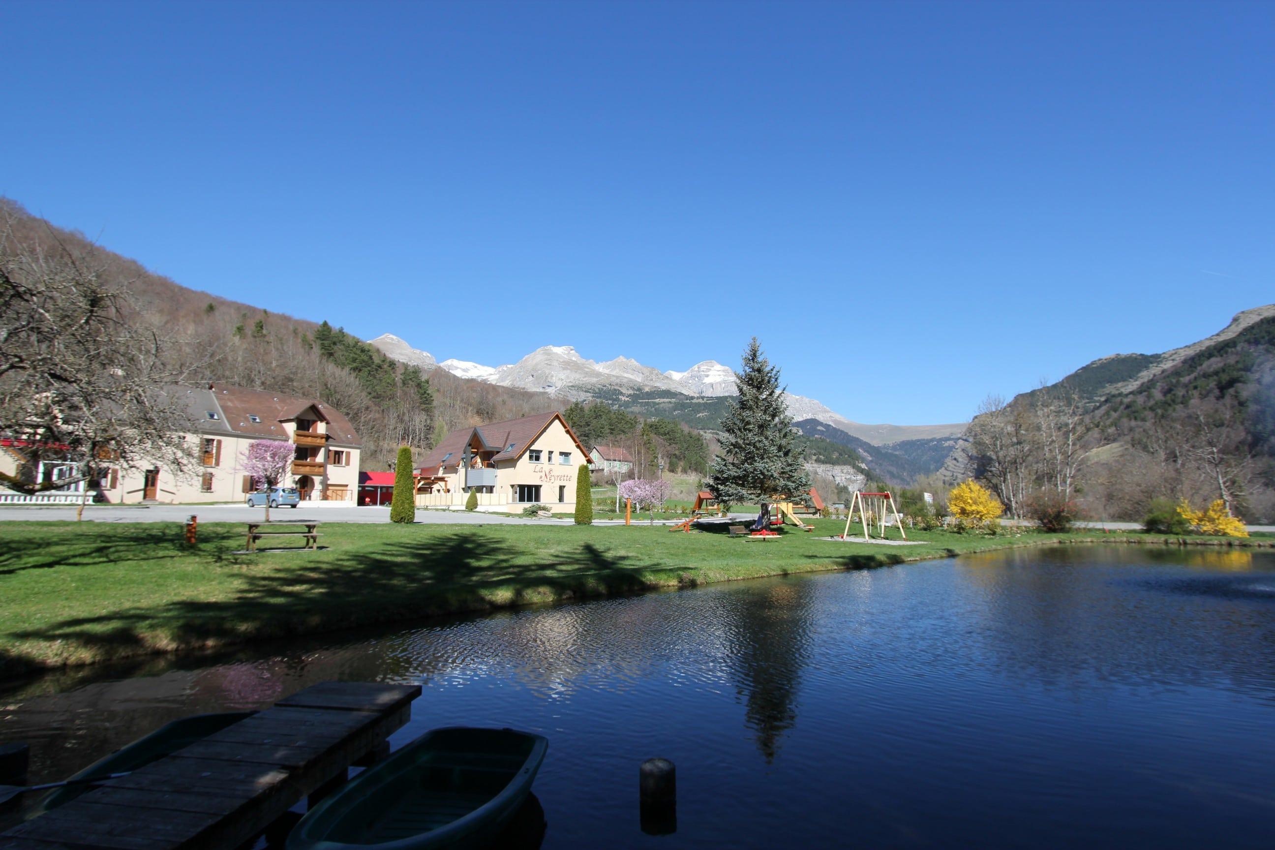 Vue-Hôtel-Lac